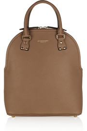 Burberry Prorsum Textured-leather tote