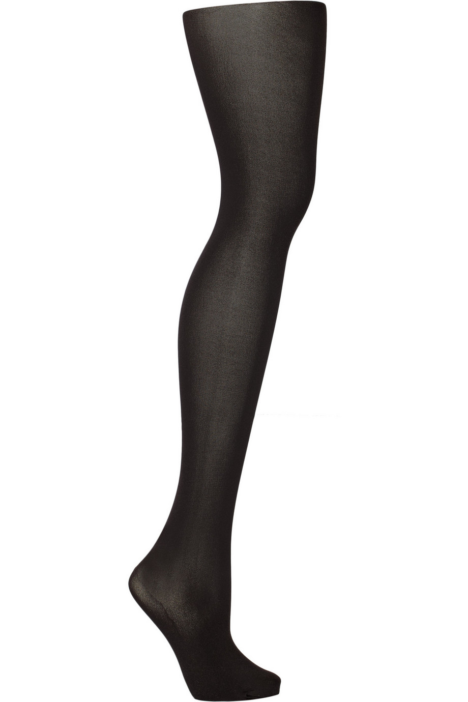 Spanx Haute Contour 50 Denier Shaping Tights, Black, Women's, Size: A