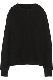 The Elder Statesman Oversized cashmere sweater