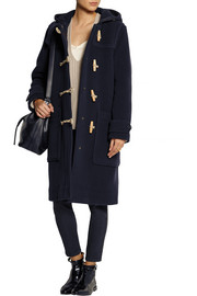 Burberry Brit Wool-blend duffle coat