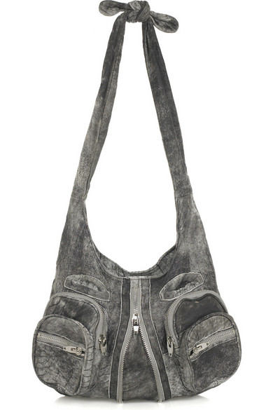 9ef2c0c998fc Alexander Wang | Donna leather hobo bag | NET-A-PORTER.COM