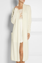 Madeleine Thompson Villa wool and cashmere-blend robe