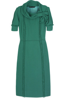 Marc by Marc JacobsScarf neck dress