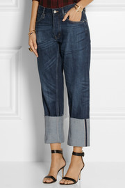 MiH Jeans The Phoebe mid-rise boyfriend jeans