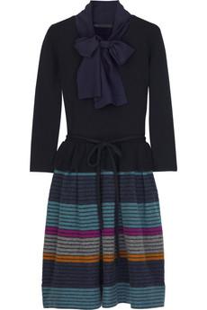 Marc by Marc JacobsJamie wool-blend dress