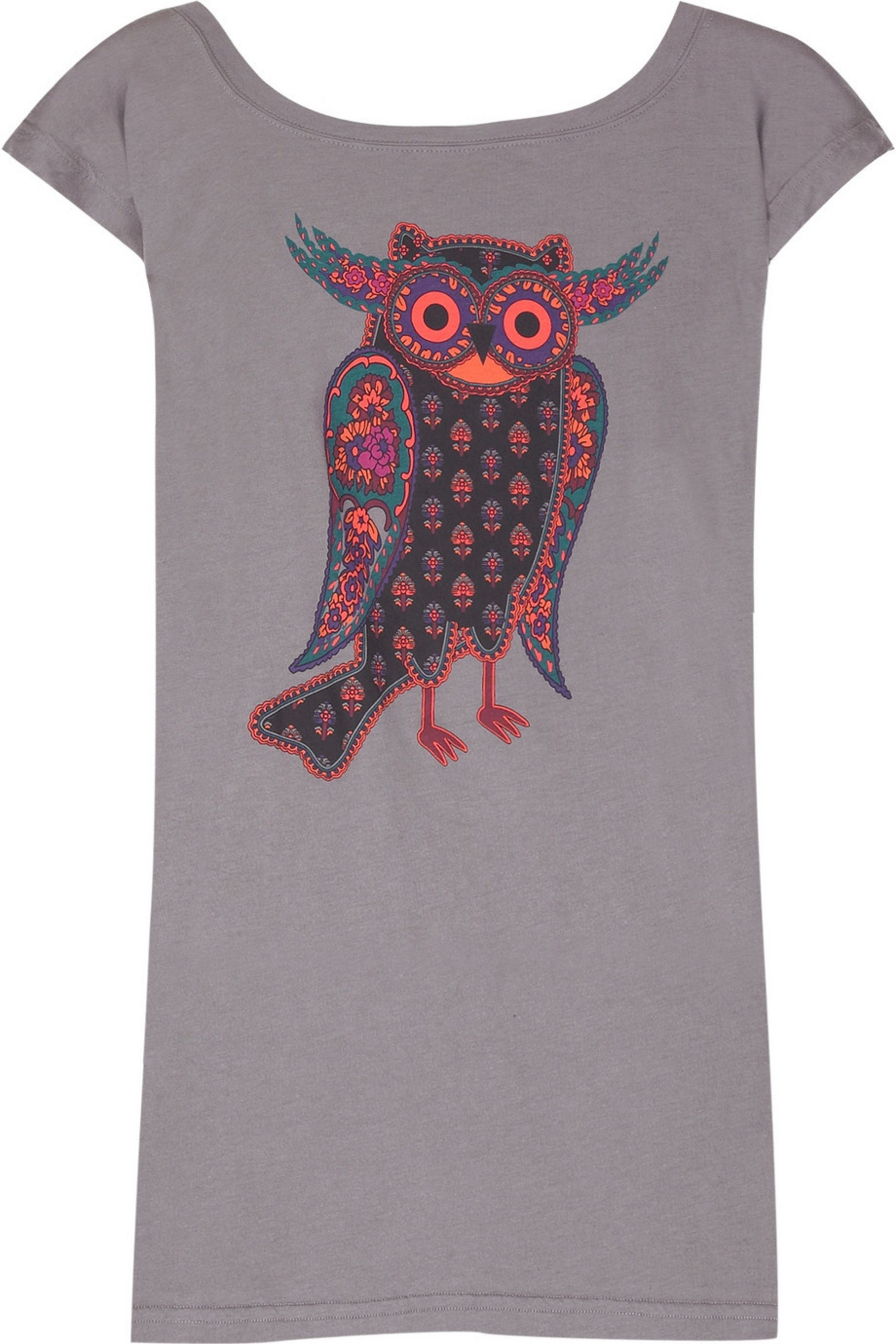 Marc by Marc Jacobs Cotton owl-print T-shirt