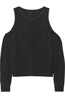 Radly cutout jersey top