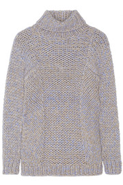 Zero+MariaCornejo Arah chunky-knit alpaca-blend turtleneck sweater