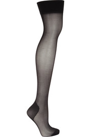 Seamed 20 denier stockings