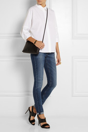 Victoria Beckham Denim Oversized cotton shirt