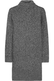 McQ Alexander McQueen Wool-blend mini dress