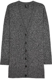 McQ Alexander McQueen Oversized wool and cashmere-blend cardigan