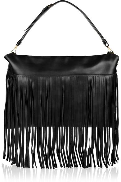 Miu Miu Fringe Handbag