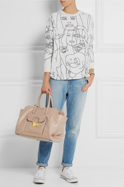 Miu Miu Leather tote
