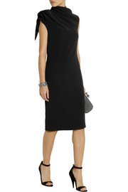 Bottega Veneta Knotted crepe dress