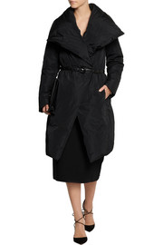 Donna Karan Padded shell coat