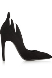 Bottega Veneta Suede pumps