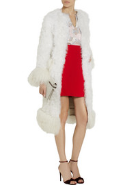 Miu Miu Shearling coat
