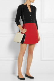 Miu Miu Crepe mini skirt
