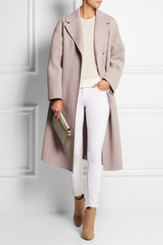 Jil Sander Oversized double-faced wool-blend coat