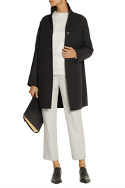 Jil Sander Wool-melton coat