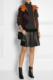 Missoni Hooded wool-blend jacket
