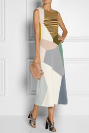 Missoni Ribbed cashmere maxi dress