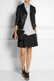 Belstaff Carly leather biker jacket
