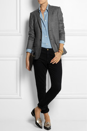 J.Crew Collection Ludlow houndstooth wool blazer