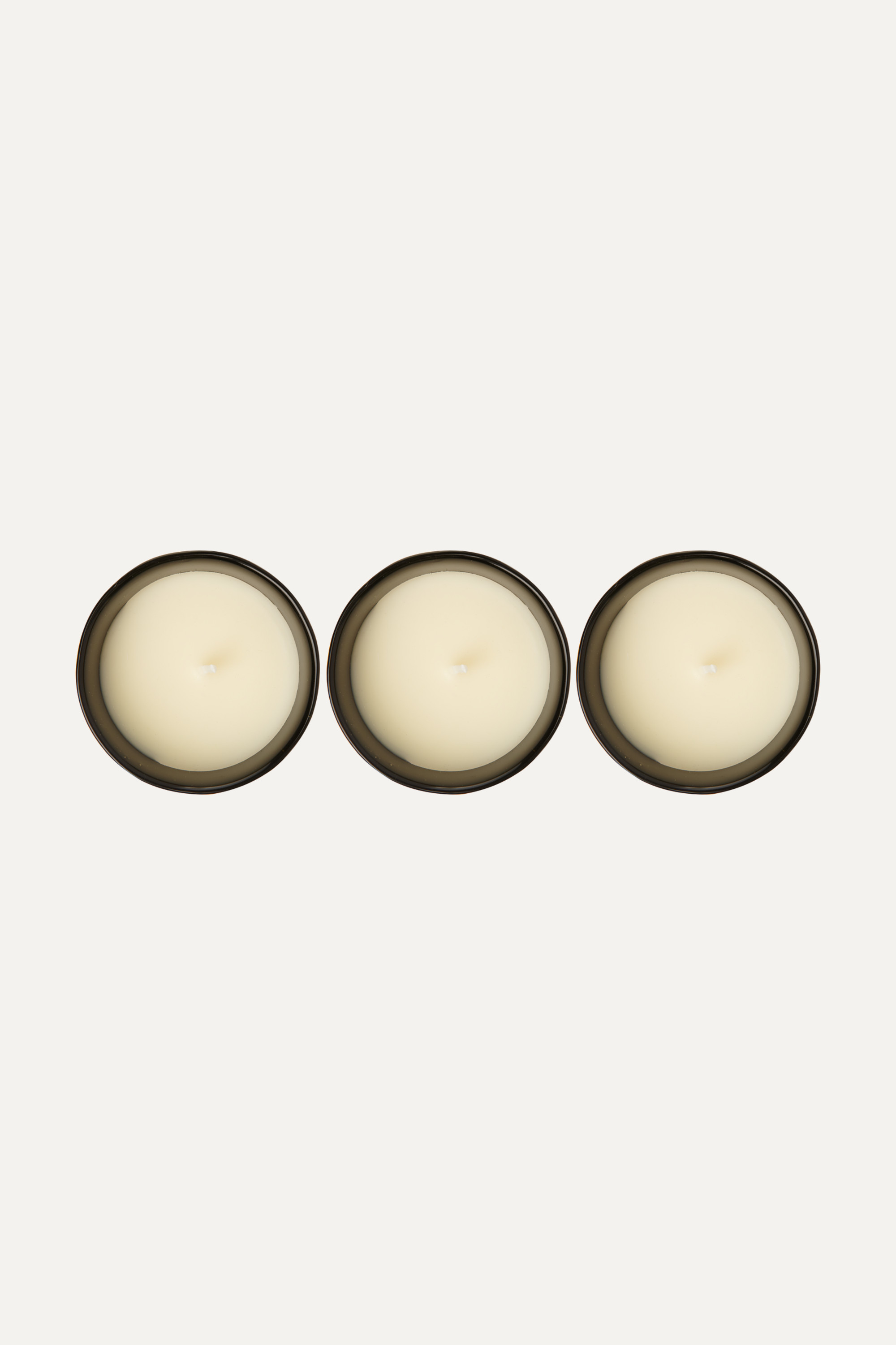 Cire Trudon Odeurs Royales set of three scented candles, 3 x 100g