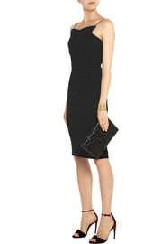 Antonio Berardi Wool-crepe dress