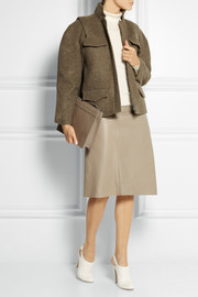 Fendi Wool-felt jacket