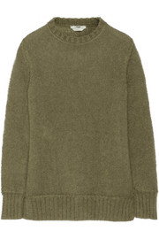 Fendi Mohair and silk-blend sweater