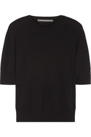 Alberta Ferretti Fine-knit wool sweater