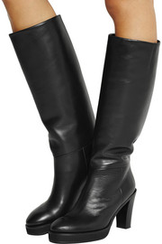 Acne Studios Ingrid leather knee boots