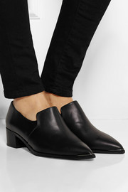 Acne Studios Jaycee leather loafers