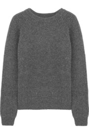 Chinti and Parker Ribbed wool sweater