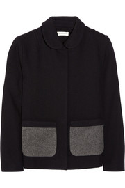 Chinti and Parker Wool and cashmere-blend jacket