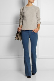 Chinti and Parker Chunky-knit wool sweater