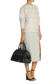 Marc Jacobs Incognito medium textured-leather tote