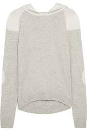 Banjo & Matilda Defender hooded cashmere sweater