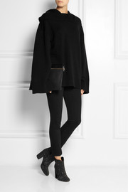 Dolce & Gabbana Hooded cashmere sweater