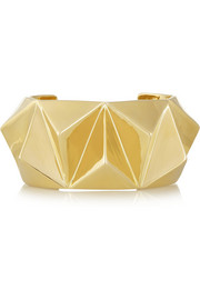 Jennifer Fisher Gold-plated cuff