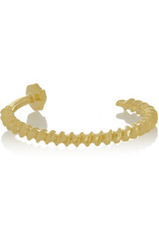 Jennifer Fisher Screw gold-plated cuff