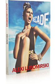 Decade by Alexi Lubomirski hardcover book