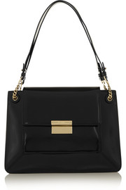 Jason Wu Christy polished-leather shoulder bag