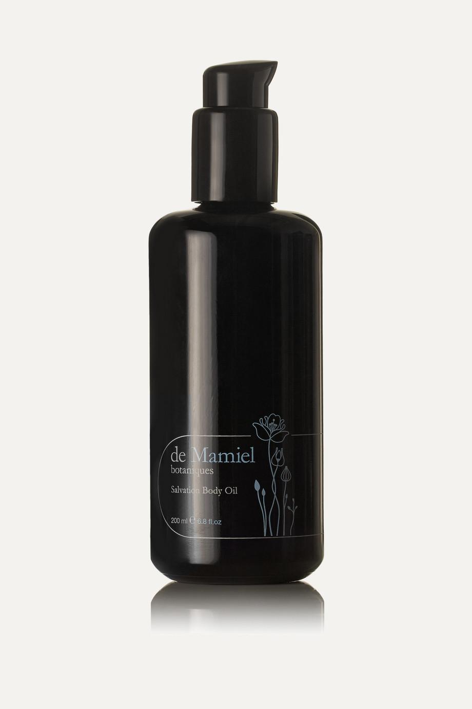 de Mamiel Salvation Body Oil, 200ml