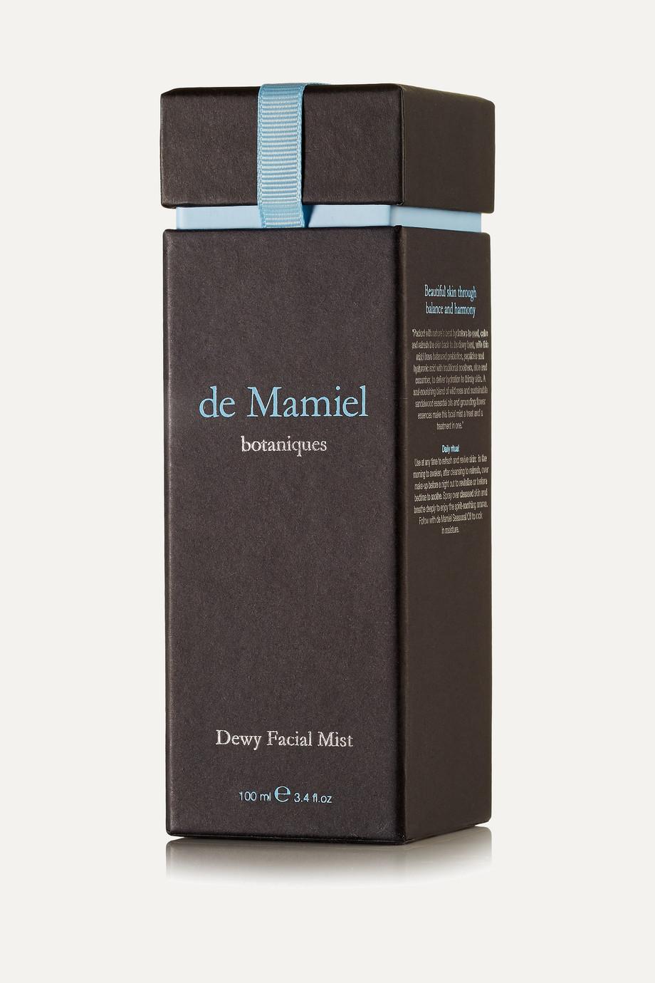 de Mamiel Dewy Facial Mist, 100ml