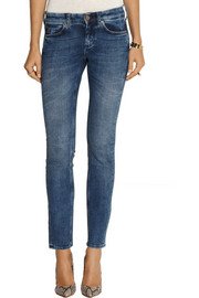 MiH Jeans The Breatheless mid-rise skinny jeans
