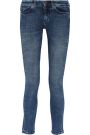 The Breatheless mid-rise skinny jeans